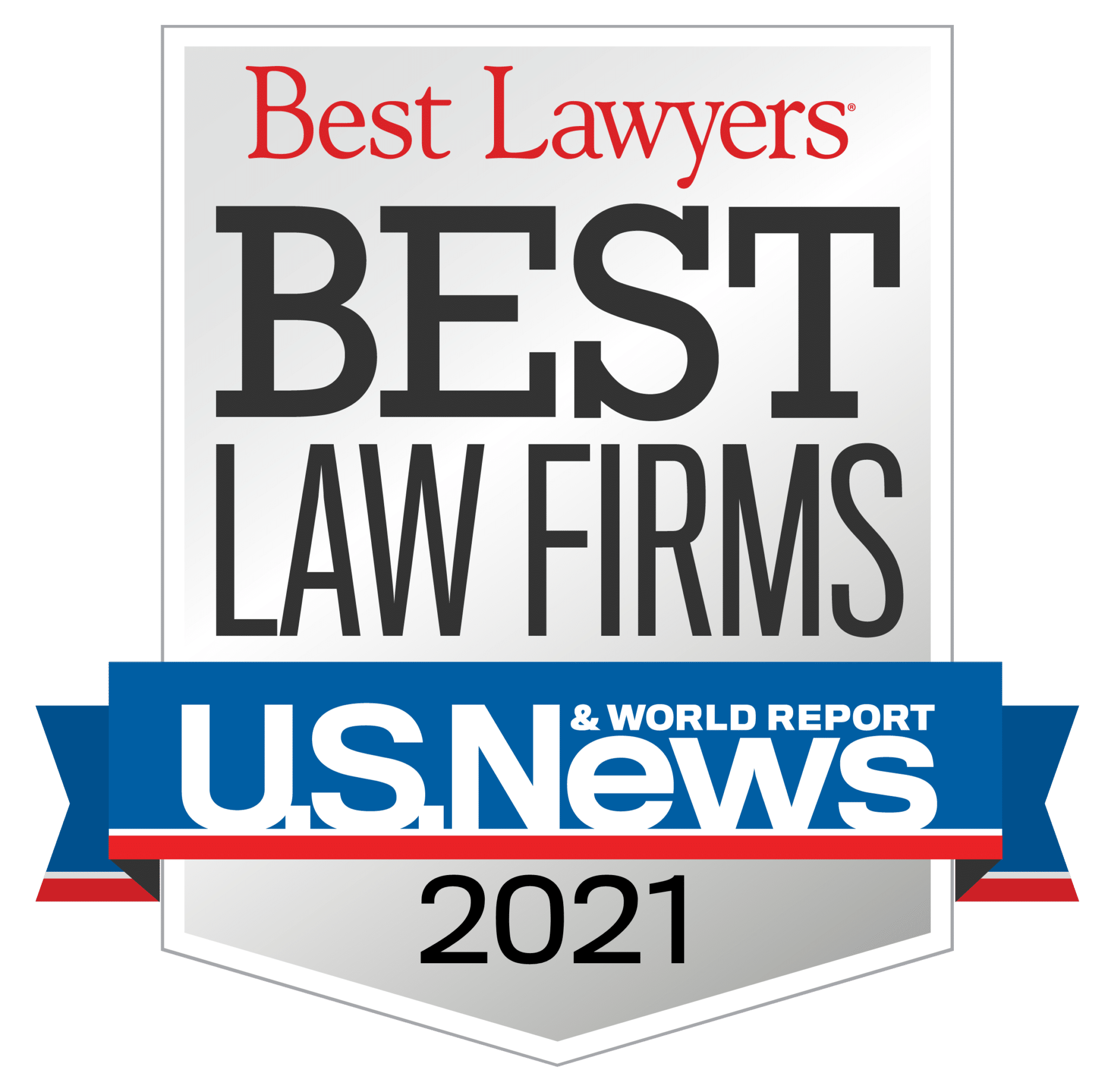 U.S. News & Wrold Reports Best Law Firms